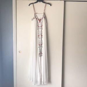 Summer dress, maxi